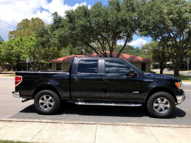 2011 Ford F-150 2WD SuperCrew 145