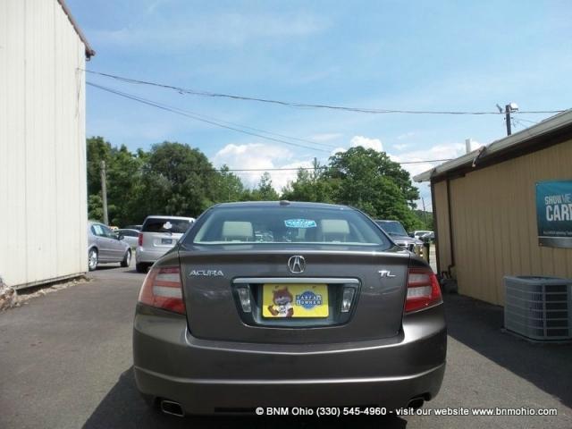 2007 Acura TL 4dr Sdn AT