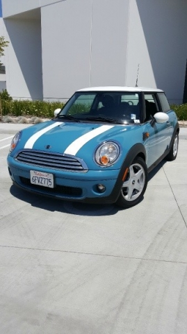 2008 Mini Cooper Hardtop 2-Door Coupe