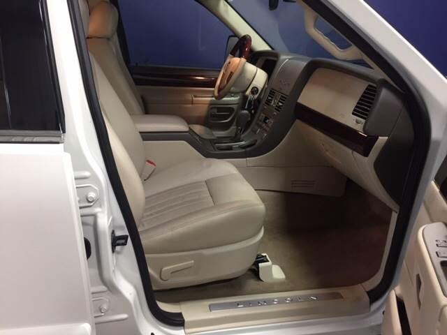 2004 Lincoln Aviator Luxury AWD 4dr SUV
