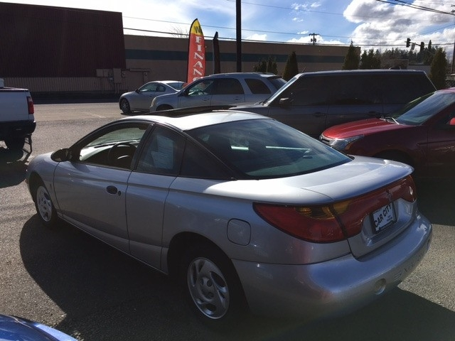 2002 Saturn SC 3dr Coupe SC1 Auto