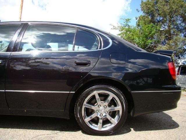 2003 Lexus GS 430 4dr Sdn