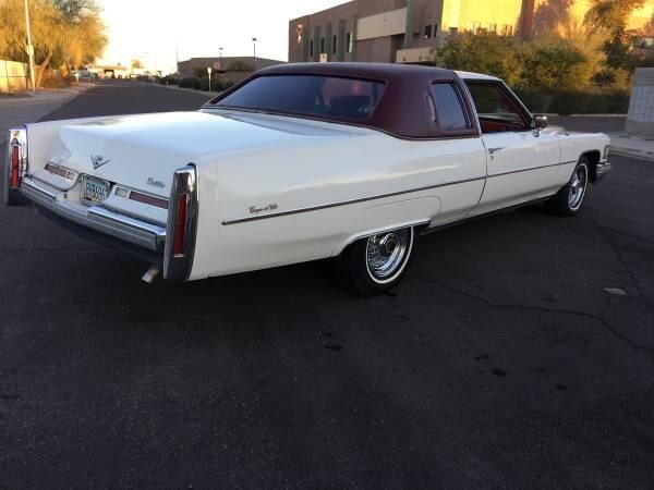 1976 Cadillac DeVille NoName
