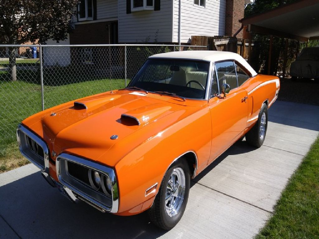 1970 Dodge Super Bee 2 Door Hardtop-All Original 2nd owner