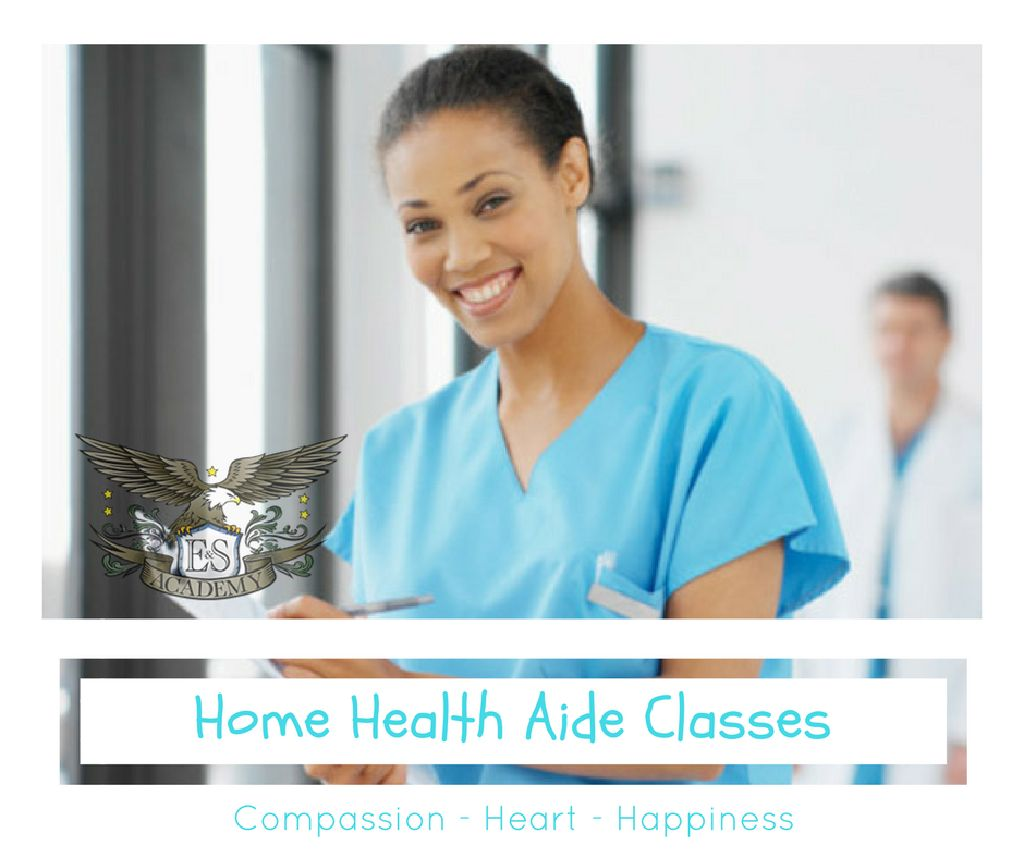 Compassion, Heart, Happiness.. Home Health Aide Classes