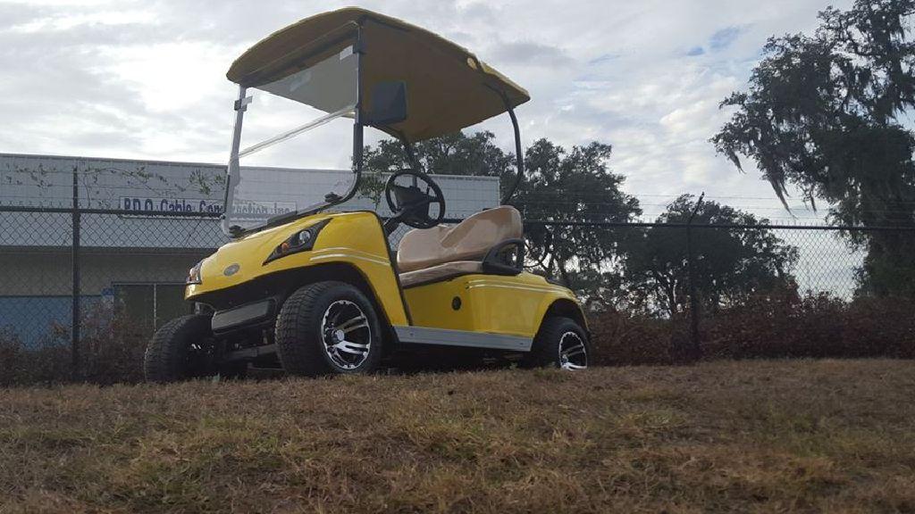 Crown Carts 352-399-2804 NEW Golf Carts A/C Radio & More