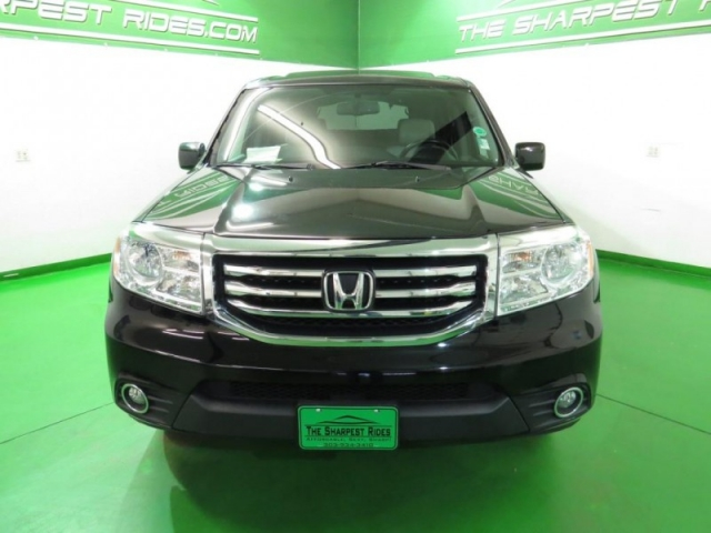 2014 Honda Pilot EXL AWD 3rd Row Leather 1-Owner-CarFax!