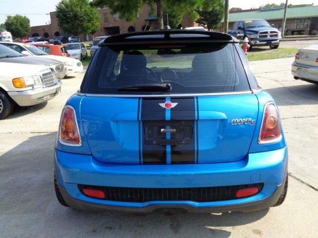 2008 Mini Cooper S Hardtop 2dr Cpe S