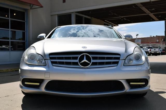 2006 Mercedes-Benz CLS-Class CLS55 AMG