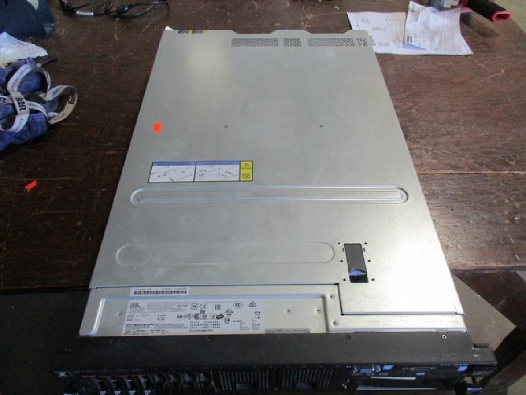 IBM x3650 M4 Server, E5-2600, 16GB, 3TB RTR#7072827-01