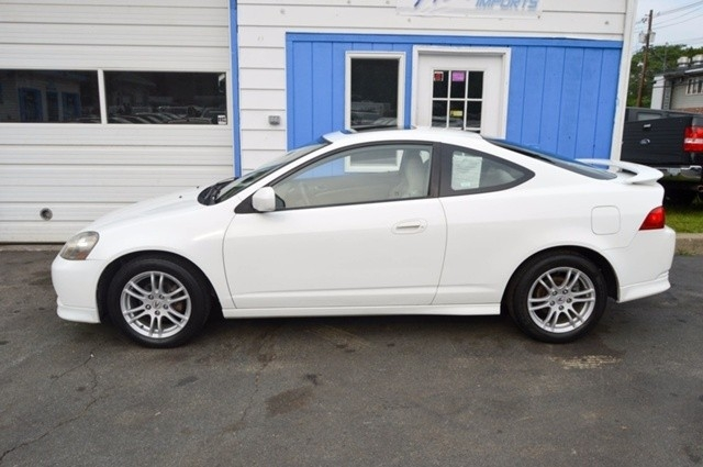 2006 Acura RSX w/Leather 2dr Hatchback 5A