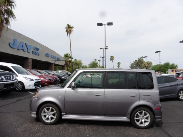 2005 Scion xB 5dr Wgn Auto (Natl)