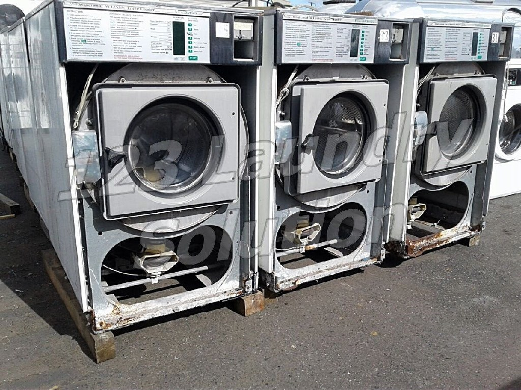 Coin Laundry Wascomat Front Load Washer Triple Load 3PH W125ES AS-IS