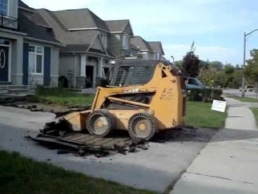 Rural or Residential - Asphalt & Concrete Removal & Demolition
