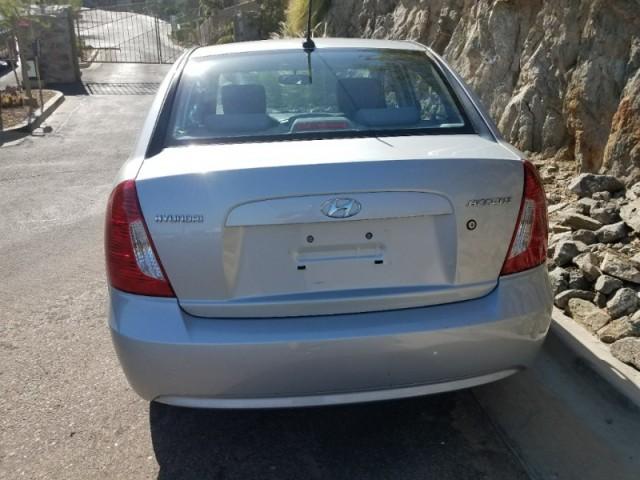 2011 Hyundai Accent 4dr Sdn Man GLS
