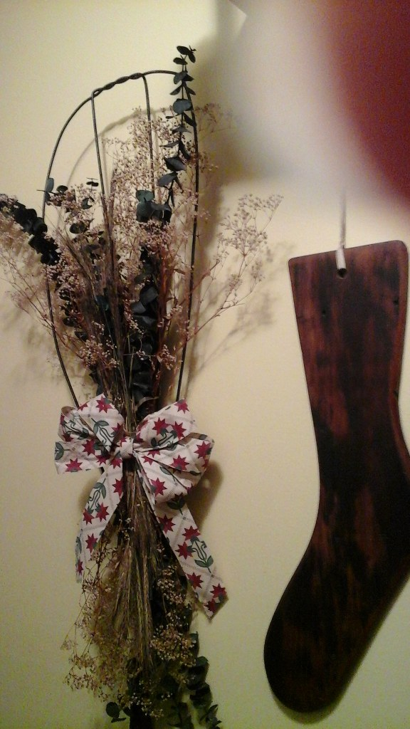 Antique Rug Beater Wreathes