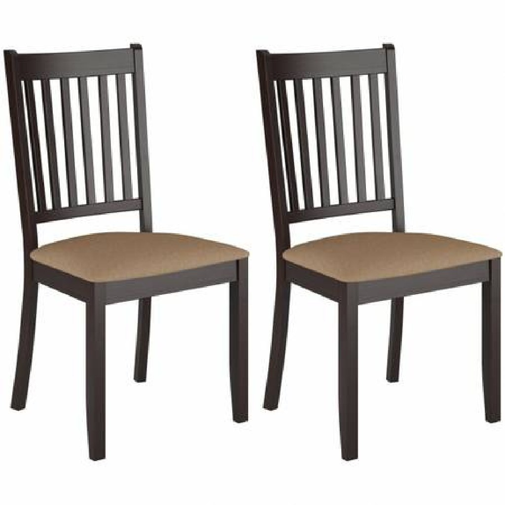 Dining Chairs- Microfiber Seats