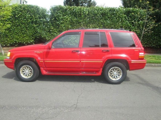 1995 Jeep Grand Cherokee Limited 4dr 4WD SUV