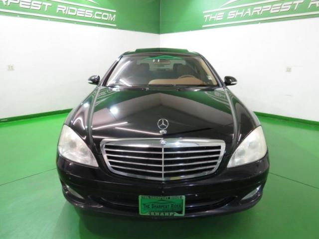 2007 Mercedes-Benz S-Class S550 Navigation System