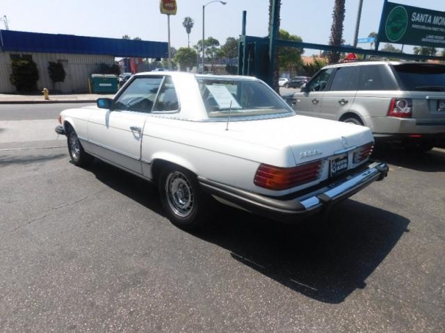 1984 Mercedes-Benz 380 Series 380SL
