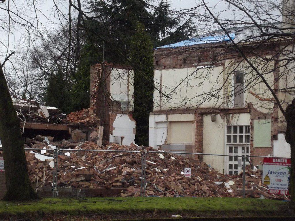 Part Demo - Demolition & Removal