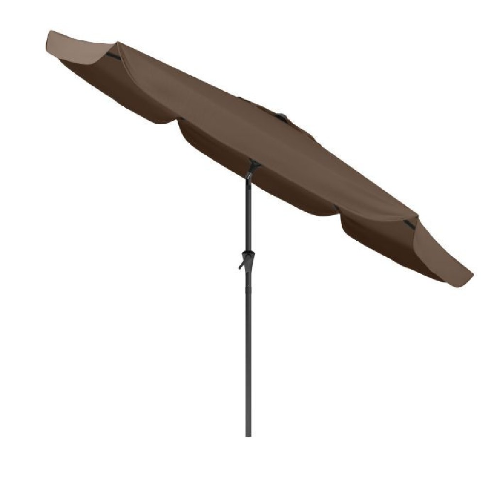 Tilting Patio Umbrella- Sandy Brown