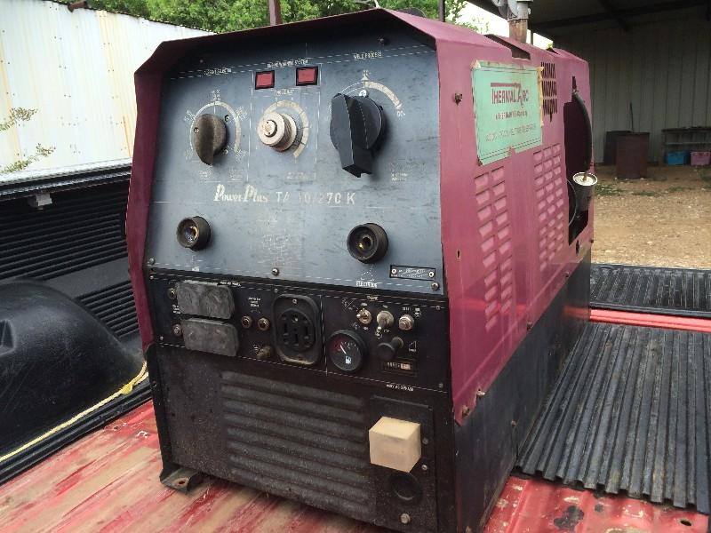predator welding machine