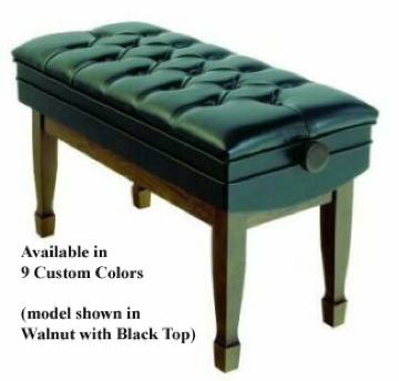 PIANO BENCHES & ARTIST ADJUSTABLE BENCHES