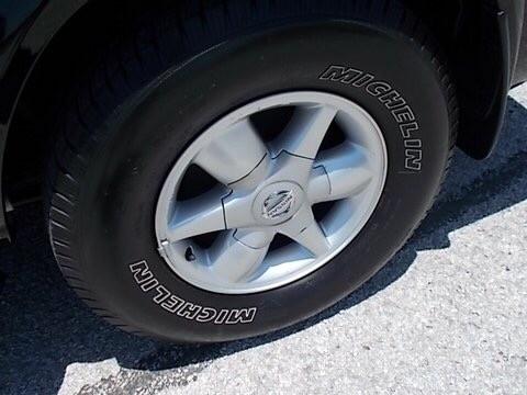 2002 Nissan Pathfinder