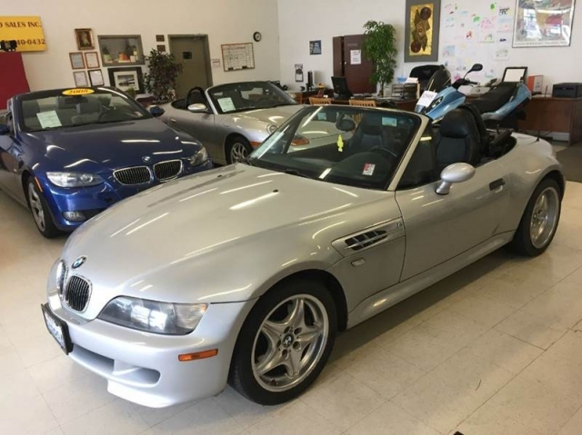 2000 BMW M 2dr Convertible