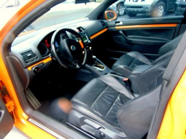 2007 Volkswagen GTI Edition Farenheit