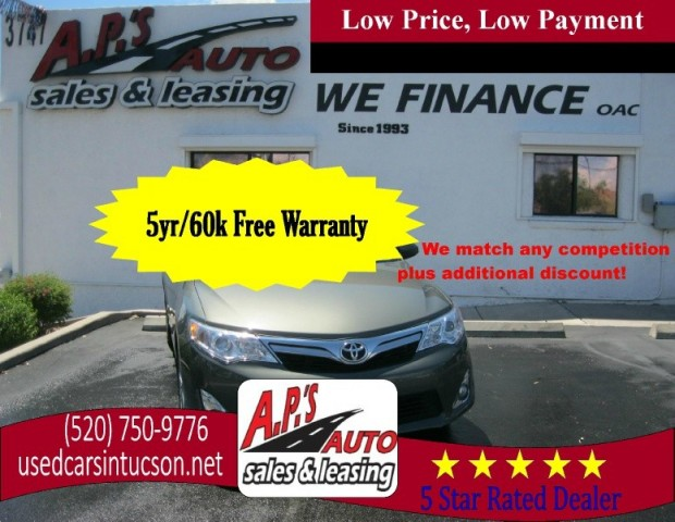 2014 Toyota Camry XLE 4dr Sdn I4 Auto XLE (Natl) *Ltd Avail*