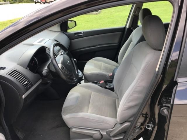 2010 Nissan Sentra 4dr Sdn I4 CVT 2.0 SR