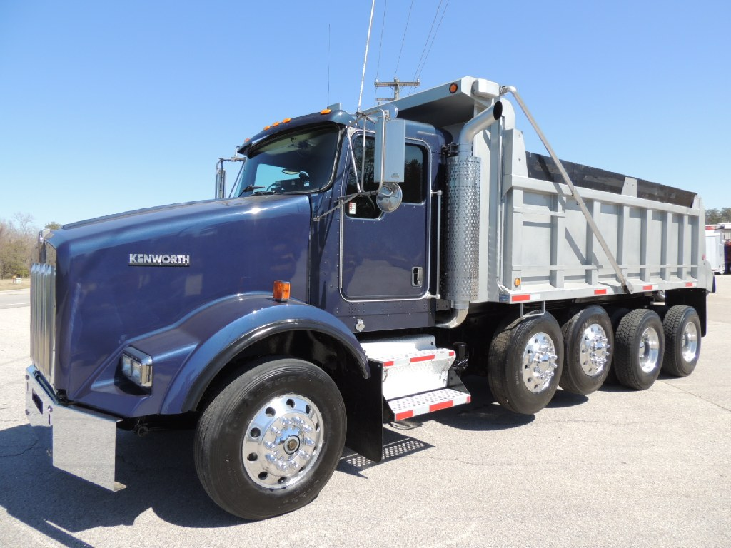 Dump truck financing programs - All credit types are considered