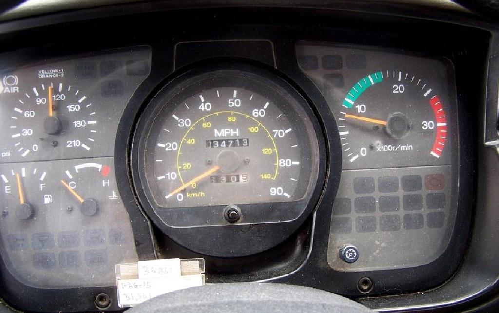 2009 Nissian UD 3300 Asphalt Patch Truck *34 K Miles*