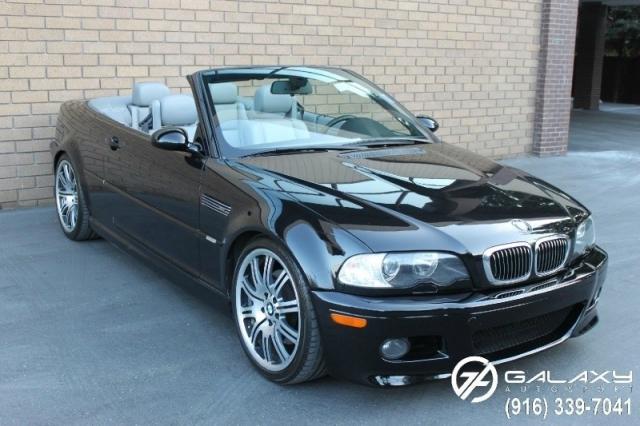 2006 BMW M3 M3 2dr Convertible