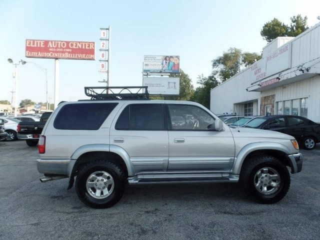 1997 Toyota 4Runner Limited 4dr 4WD SUV