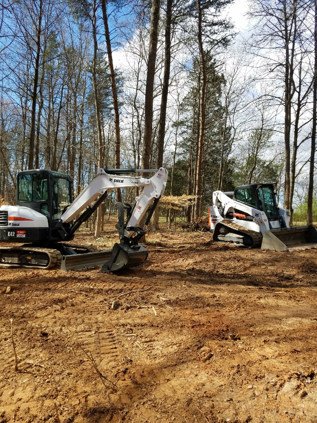 Carolina Grading, Excavating and Tree