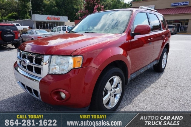 2011 Ford Escape Limited V6