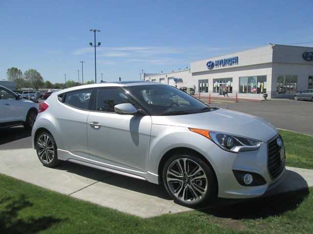 2017 Hyundai Veloster Turbo w/Tech Package