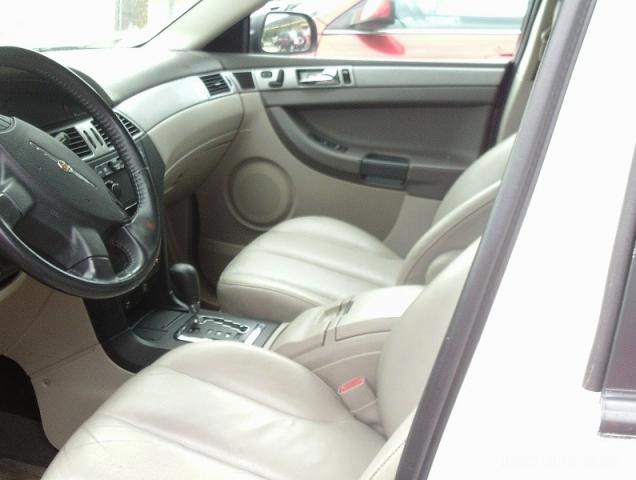 2005 Chrysler Pacifica 4dr Wgn FWD