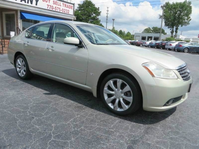 2006 Infiniti M35 Base AWD 4dr Sedan