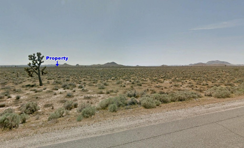 Large 7.5 Acre California City Property