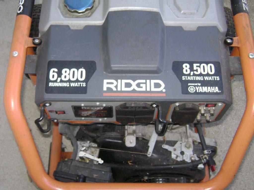 Rigid Portable Generator