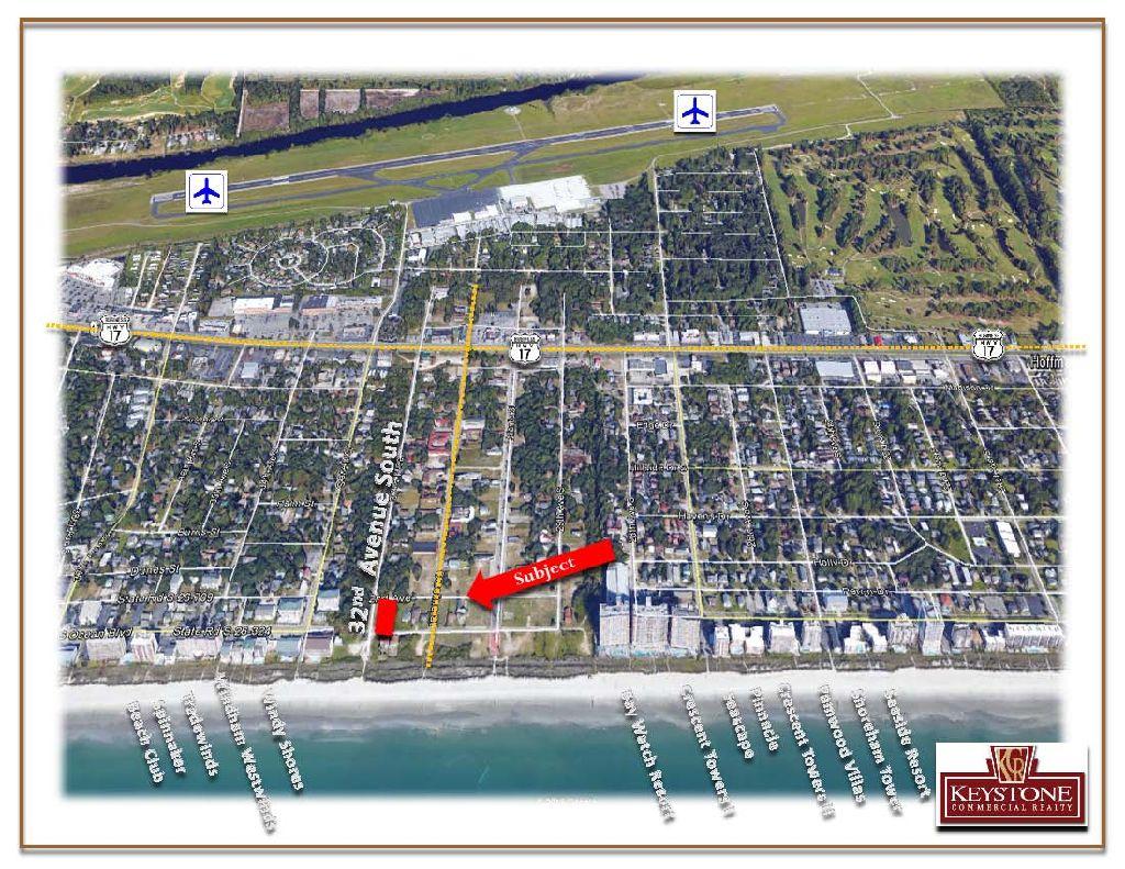 Atlantic Beach-Lot 14 Beautiful Ocean View-Land For Sale