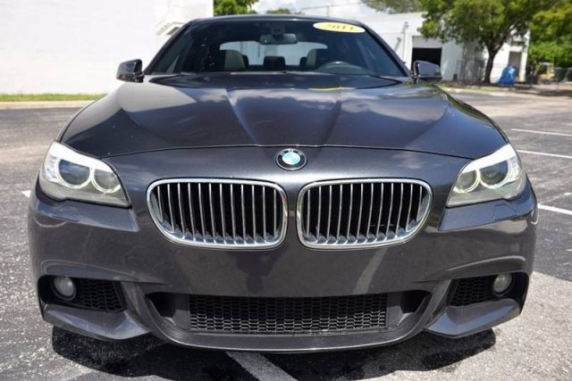 2011 BMW 5 Series 535i 4dr Sedan