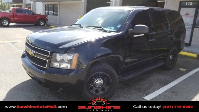 2013 Chevrolet Tahoe 2WD 4dr 1500 Commercial