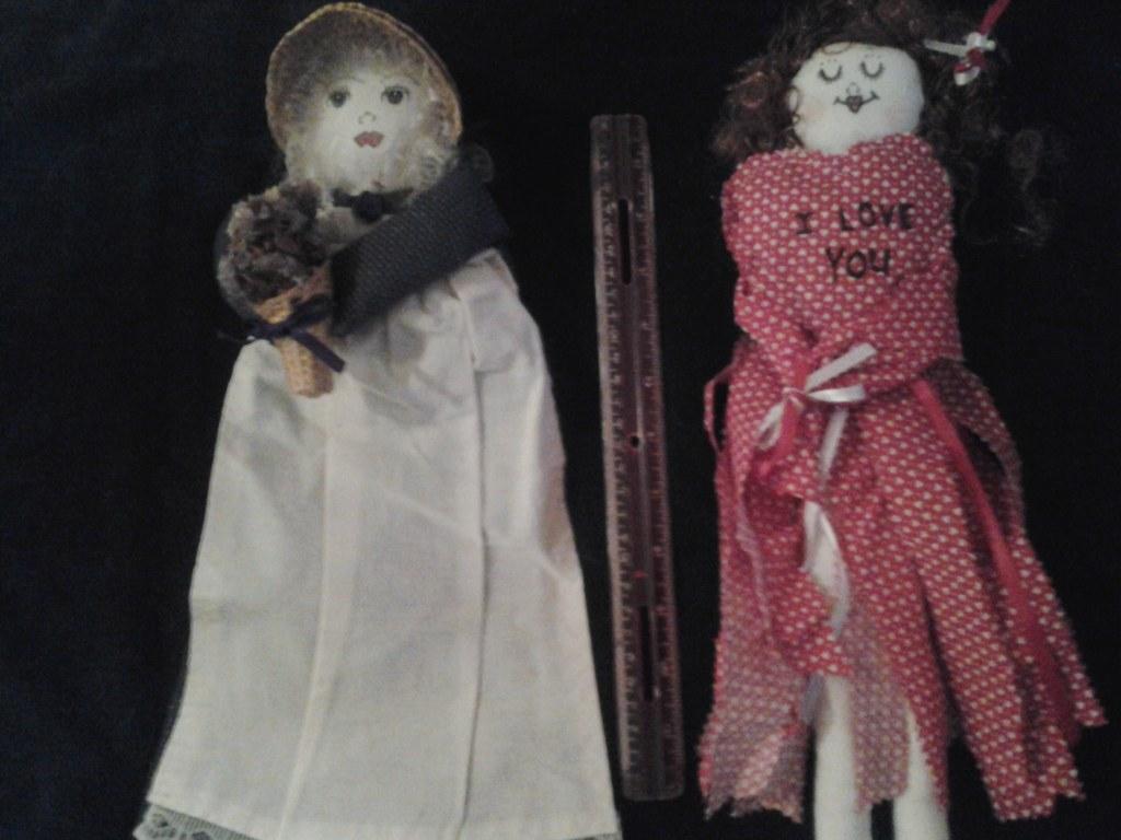 Handmade & Sewn Craft Items Vests Dolls & Cats!