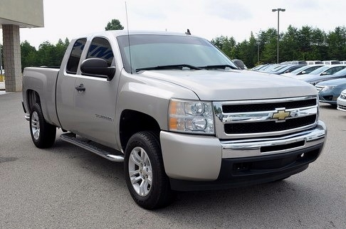 2009 Chevrolet Silverado 1500 EXTENDED CAB LT 2WD FULLY LOADED PERFECT CARFAX