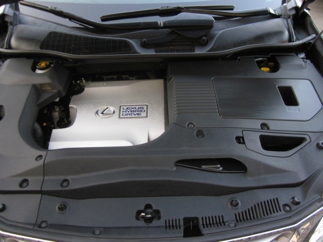 2015 Lexus RX 450h AWD 4dr